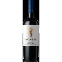 Merlot Reserva DO 2018 Montes